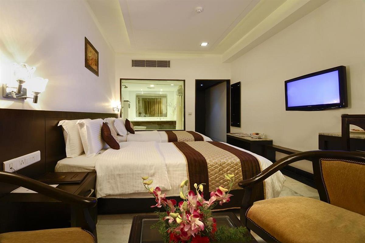 Hotel Taj Resorts – Pokój Deluxe