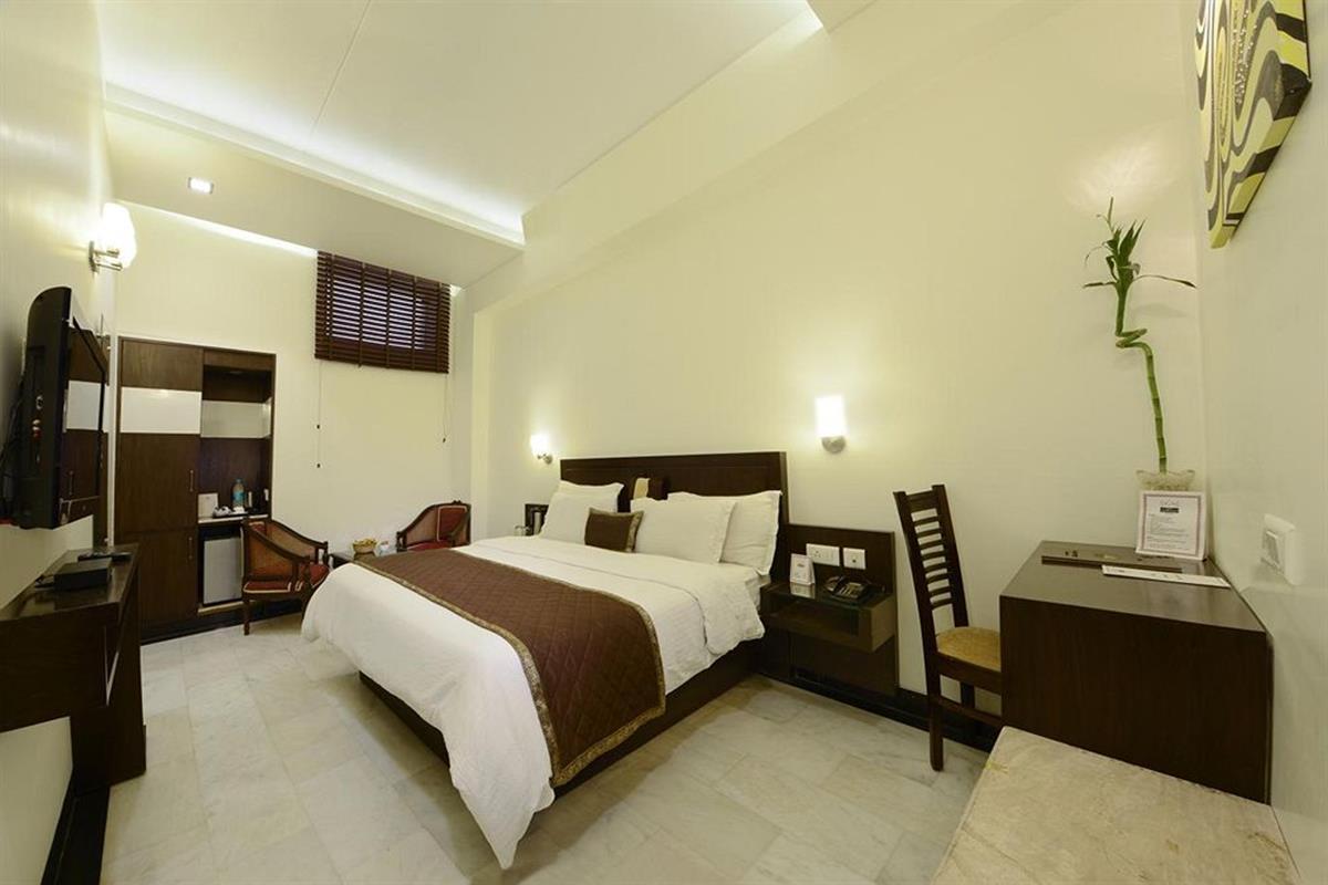 Hotel Taj Resorts – Pokój Executive
