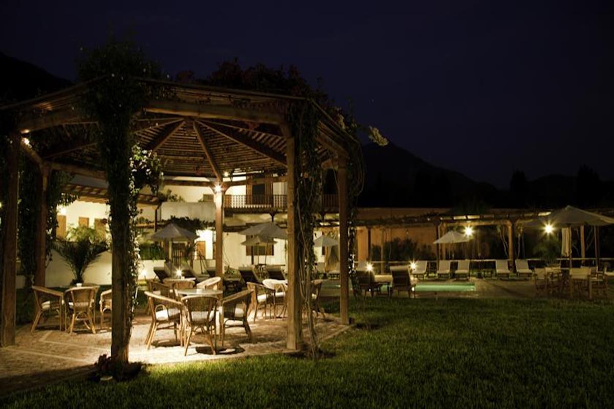 Hotel Viñas Queirolo Kawiarnia