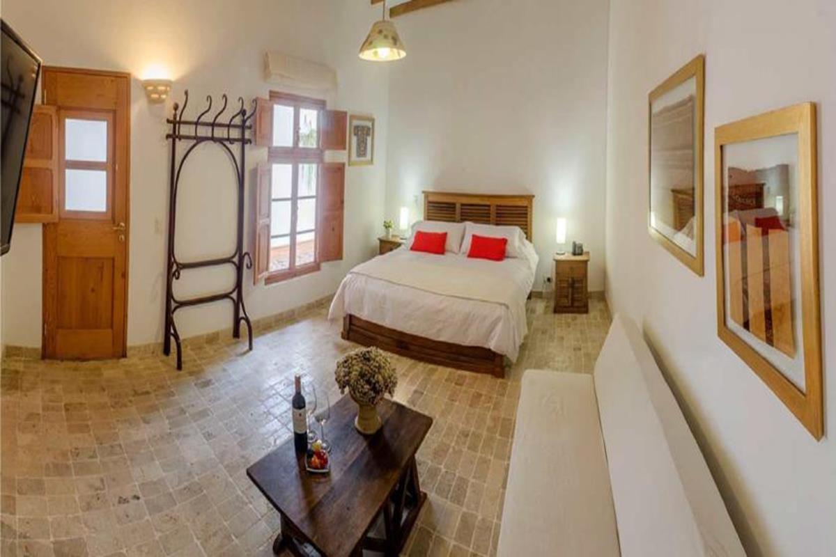Hotel Viñas Queirolo Pokój