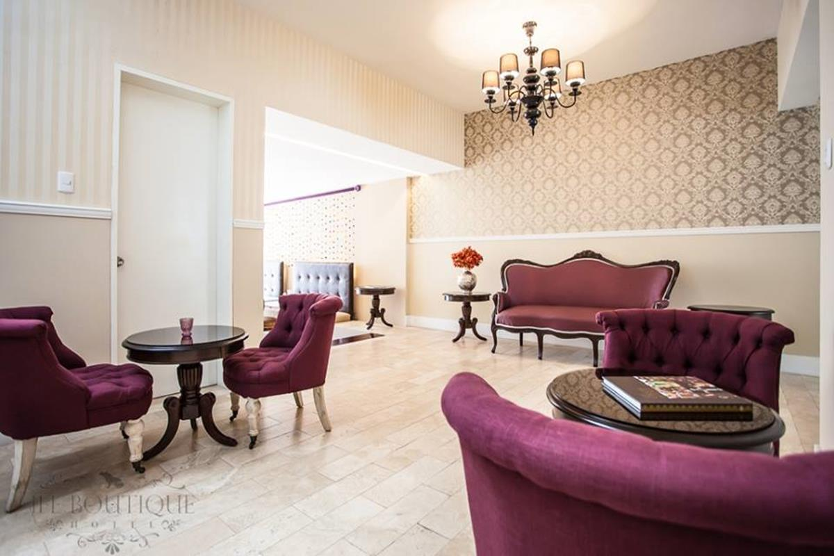 Ife Boutique Hotel – Lobby