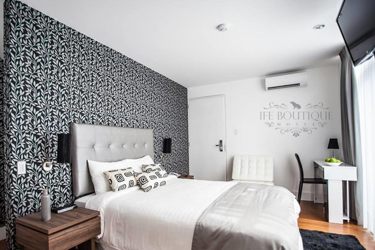 Ife Boutique Hotel – Pokój Modern