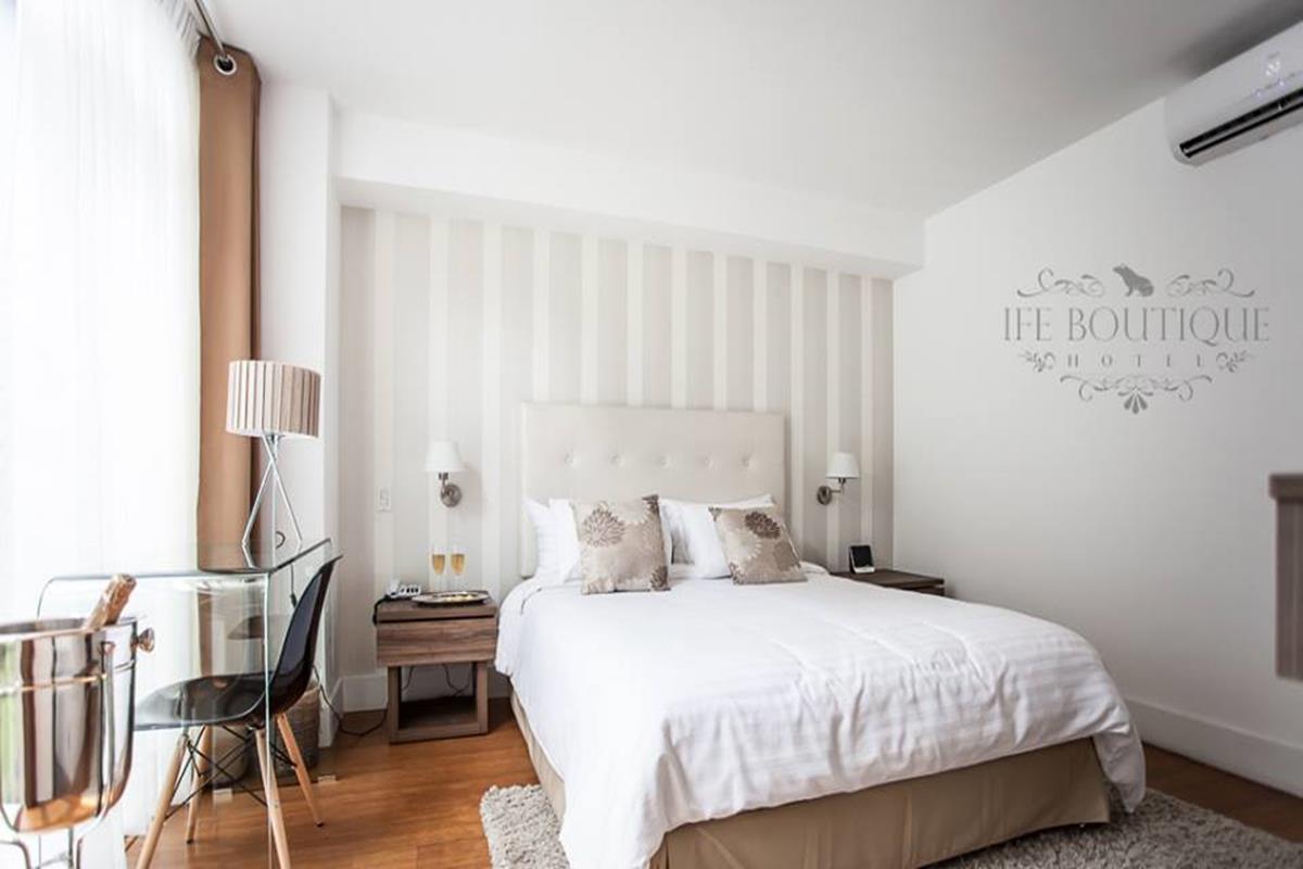 Ife Boutique Hotel – Pokój Neo