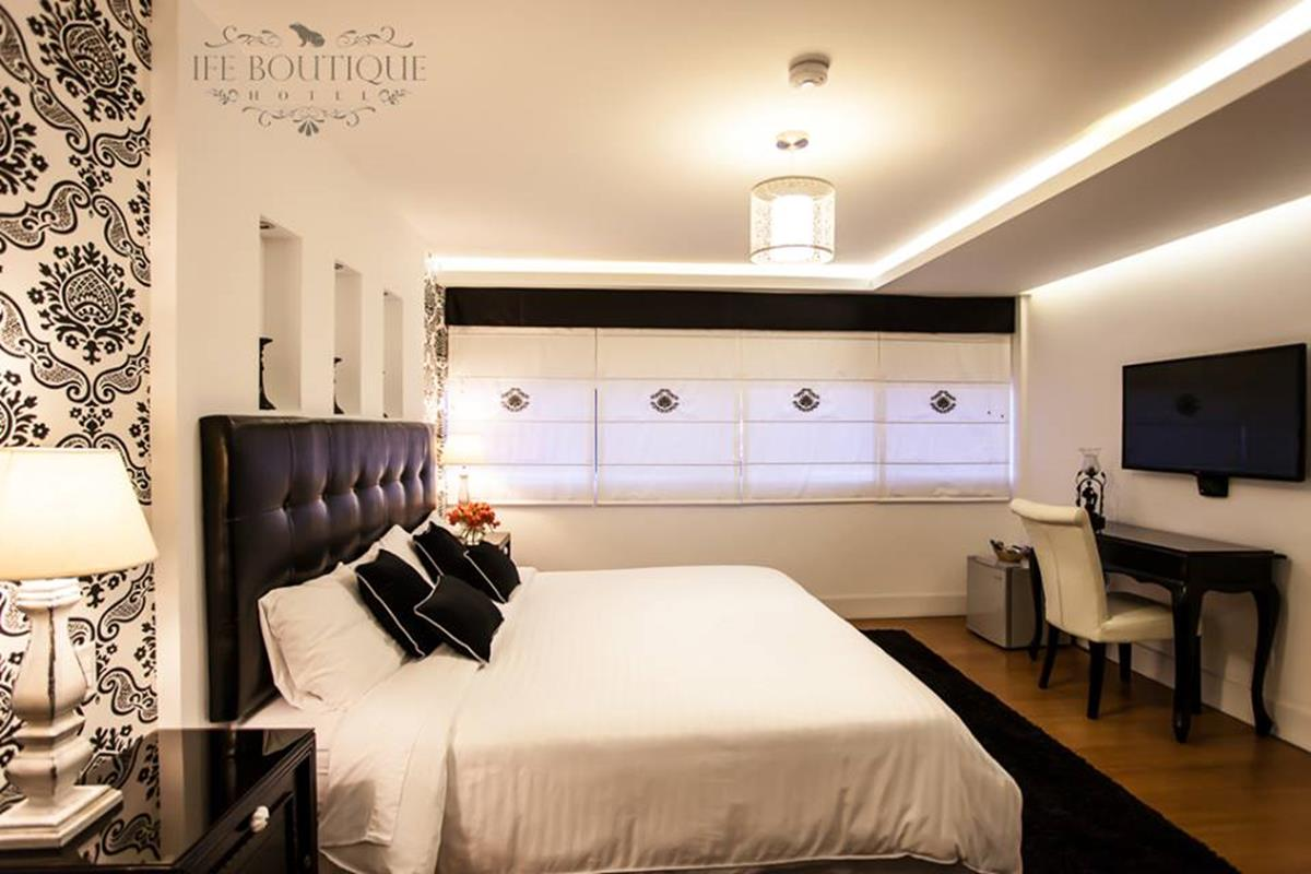 Ife Boutique Hotel – Pokój Romantic