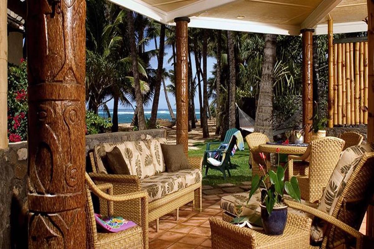 Inn at Mama's – Beachfront Cottage