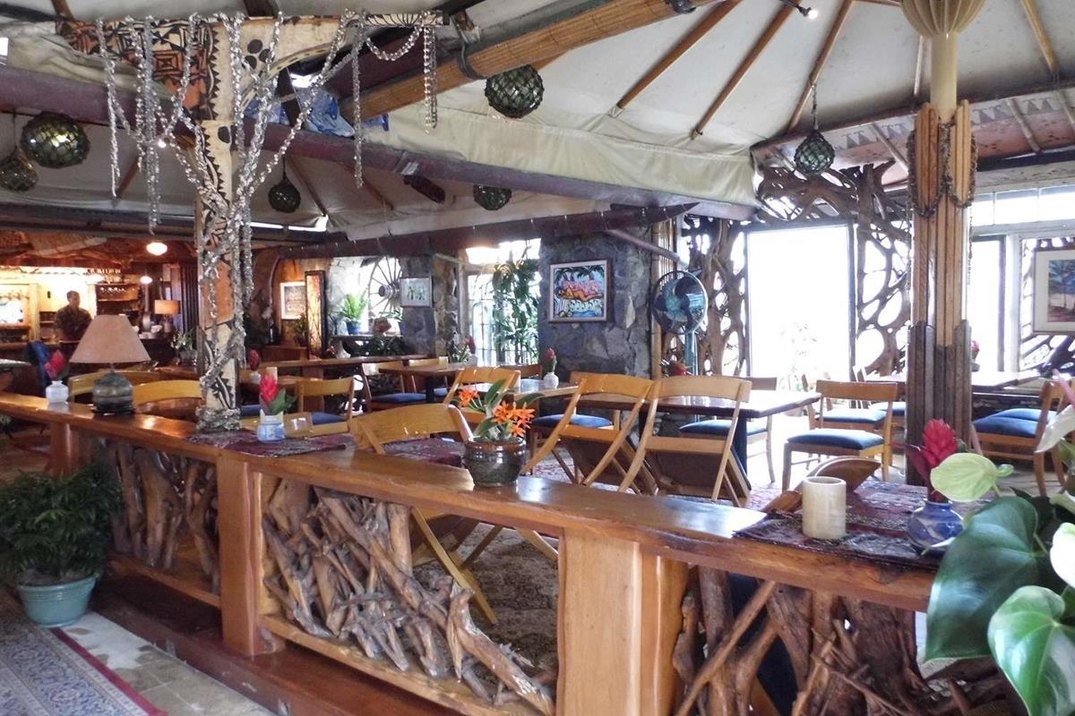 Inn at Mama's – Restauracja