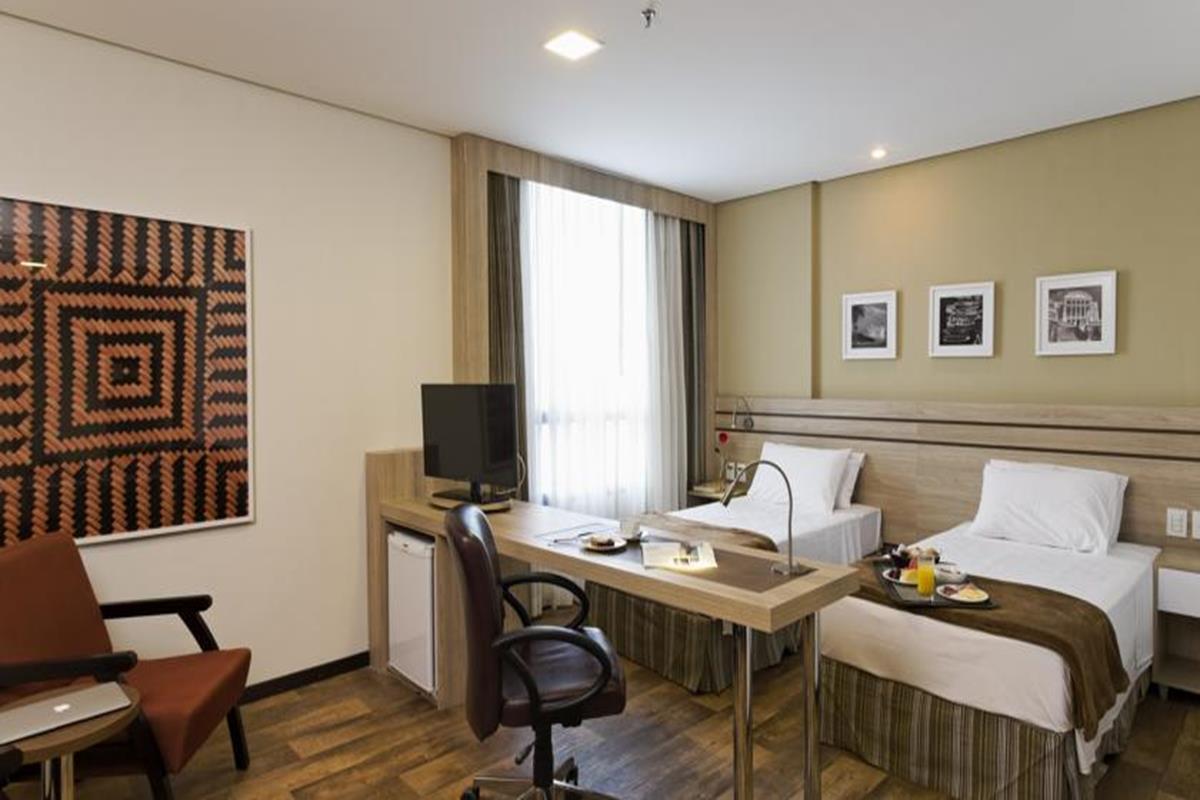 Intercity Premium Manaus – Pokój
