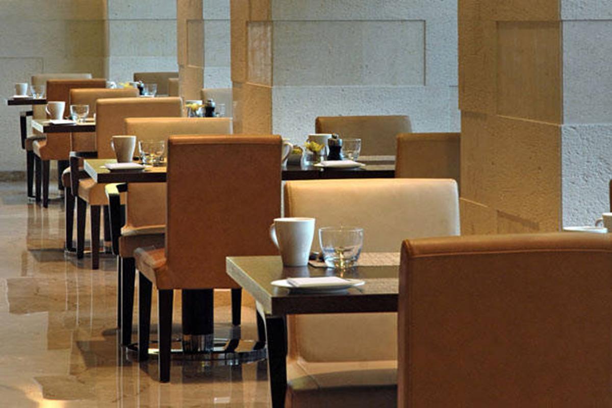 Jaipur Marriott Hotel – Kawiarnia