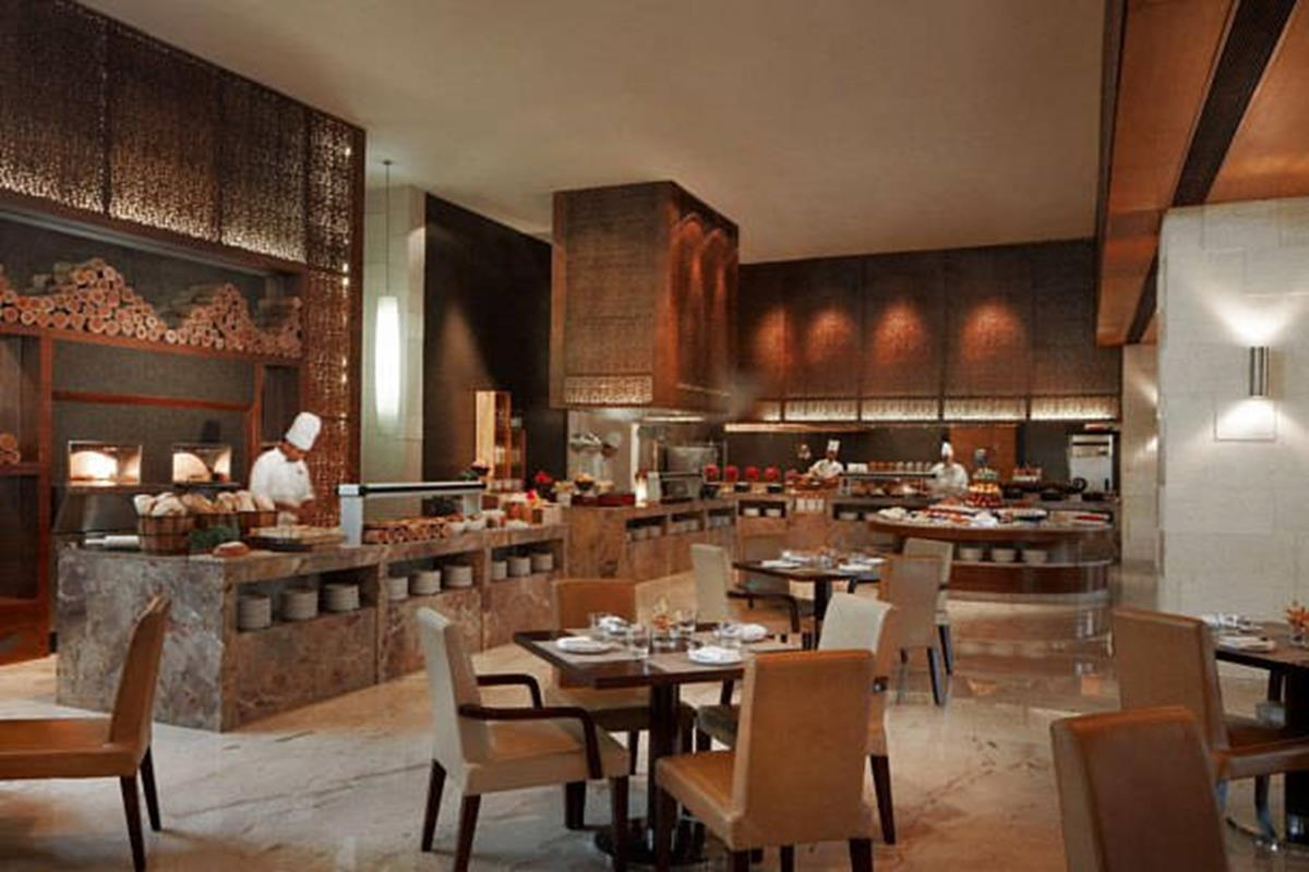 Jaipur Marriott Hotel – Restauracja
