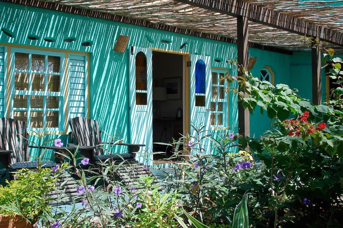 Jakes Hotel – Pokój Cowrie Deluxe Garden View