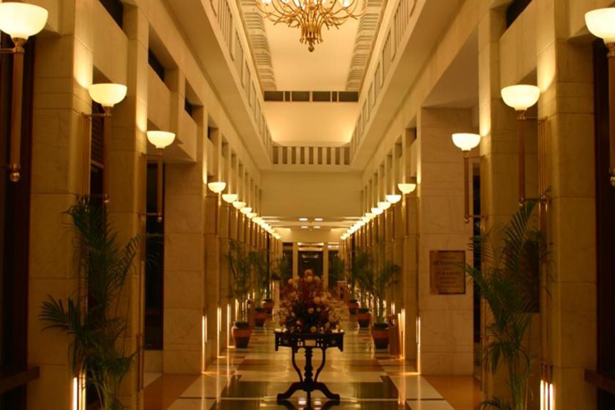 Jaypee Palace Hotel – Lobby