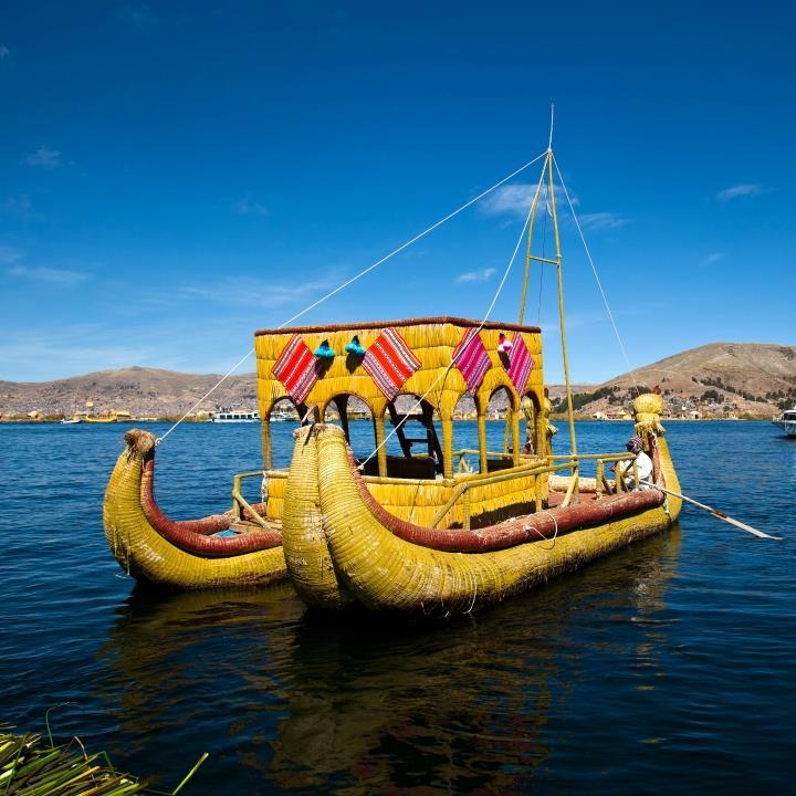 Jezioro Titicaca