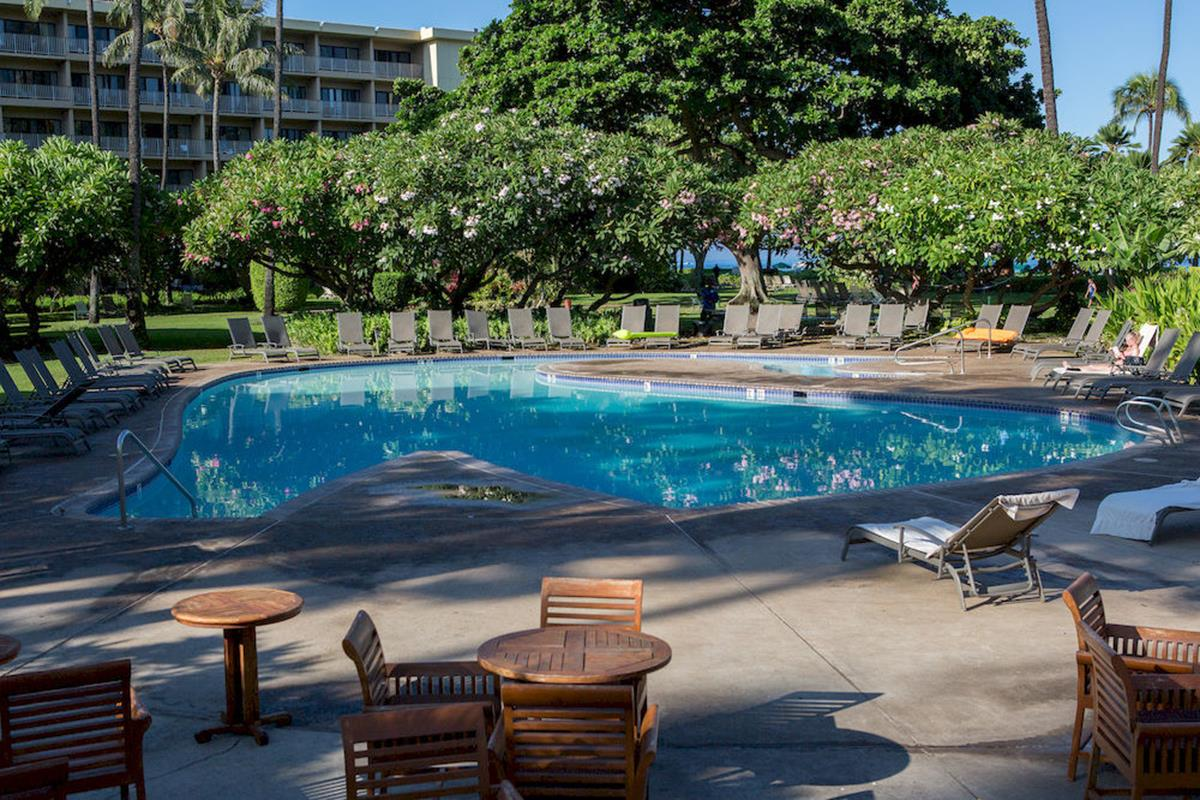 Kaanapali Beach Hotel – Basen (1)
