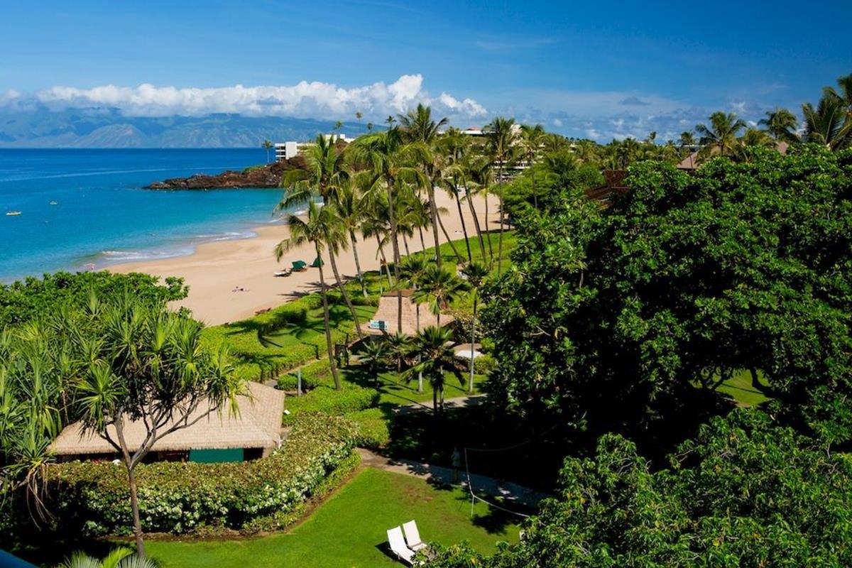 Kaanapali Beach Hotel – Plaża