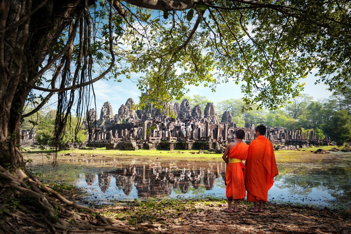 Kambodża – Angkor