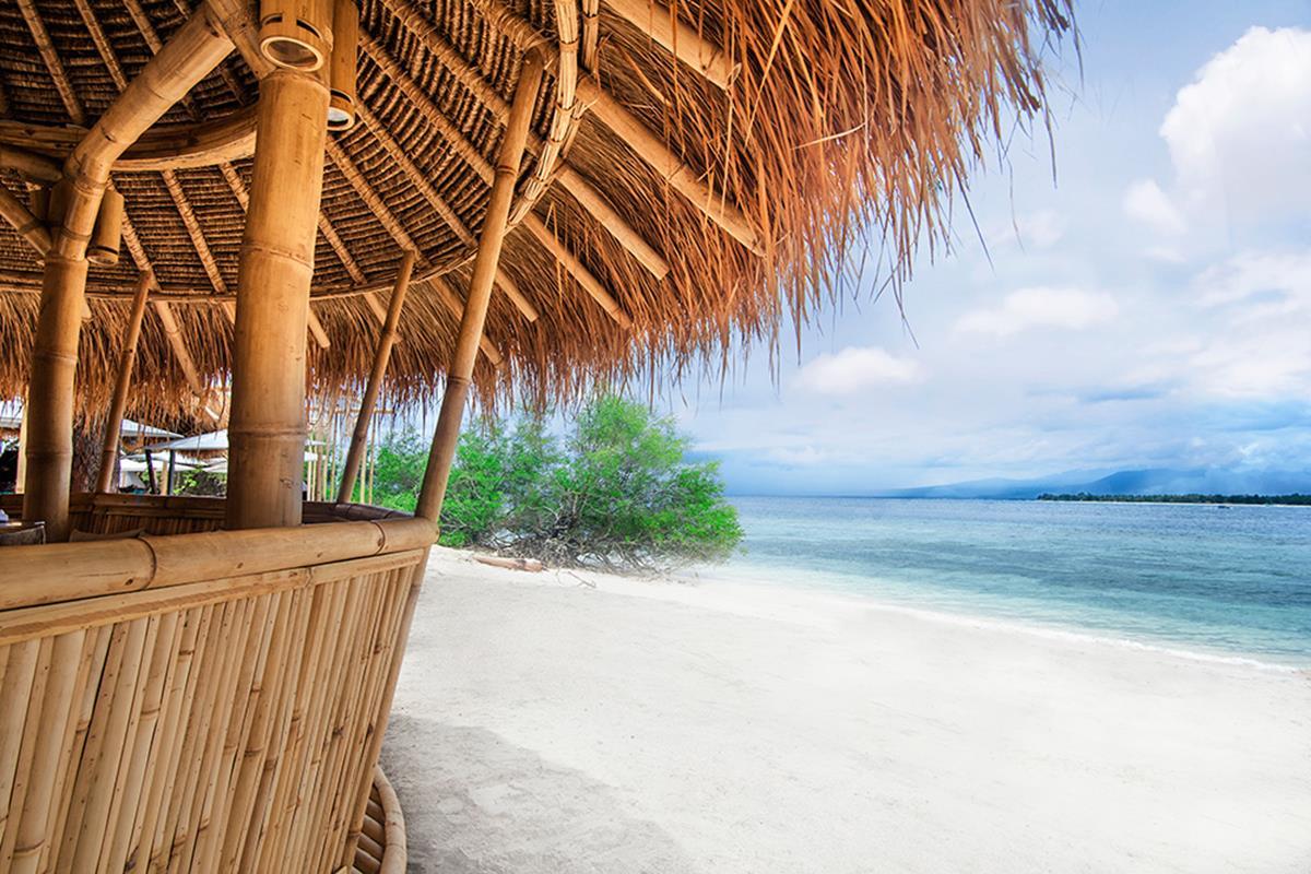 Karma Reef Meno – Plaża