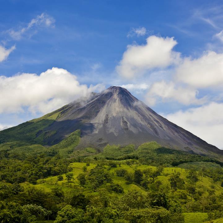Kraina wulkanów