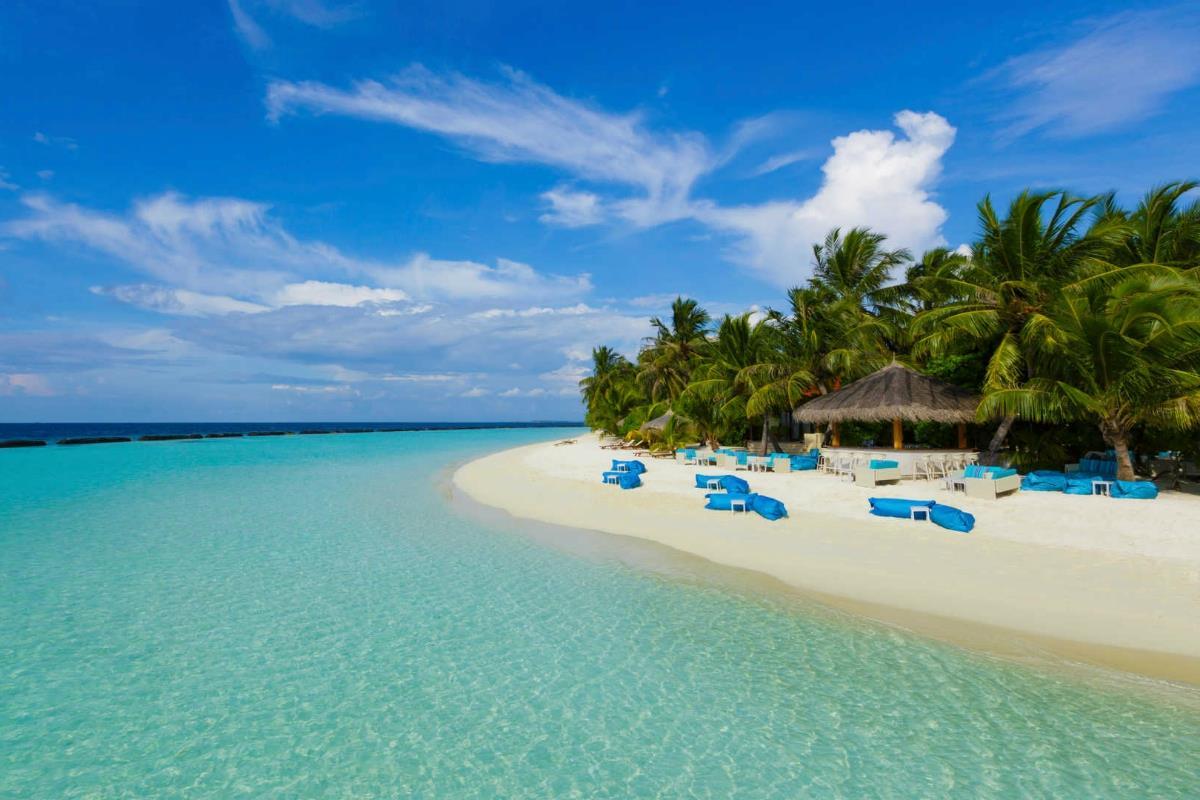 Kurumba Maldives – Plaża