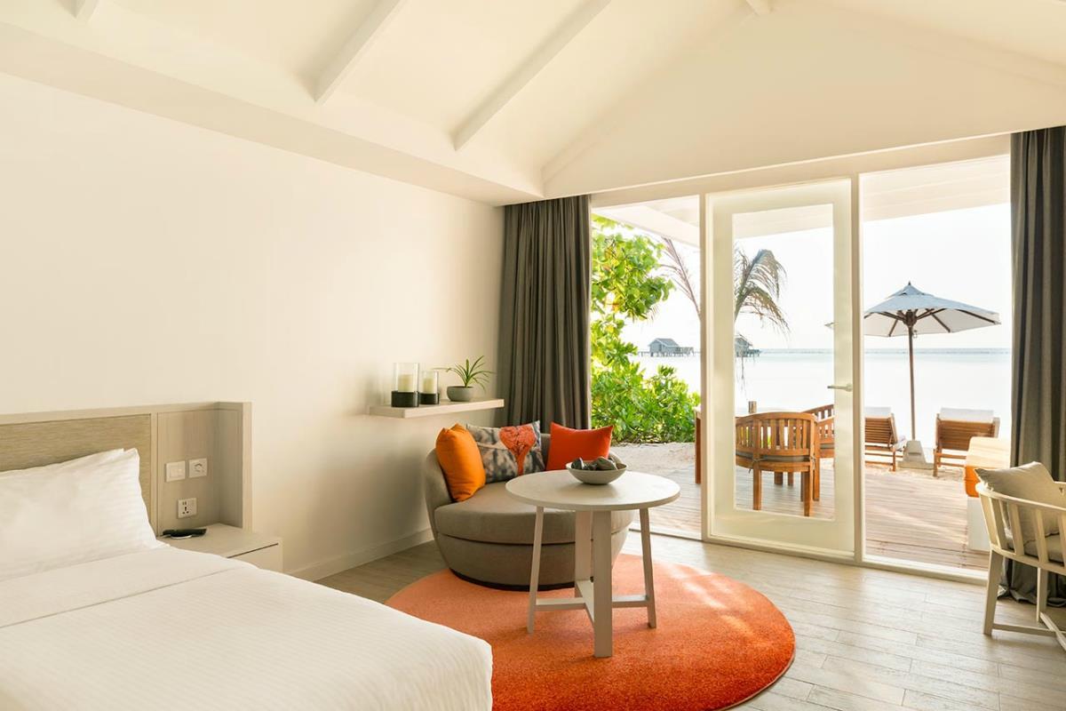 LUX Maldives – Lagoon Pavillion