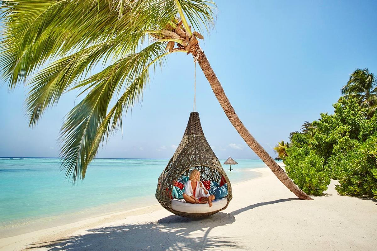 LUX Maldives – Plaża
