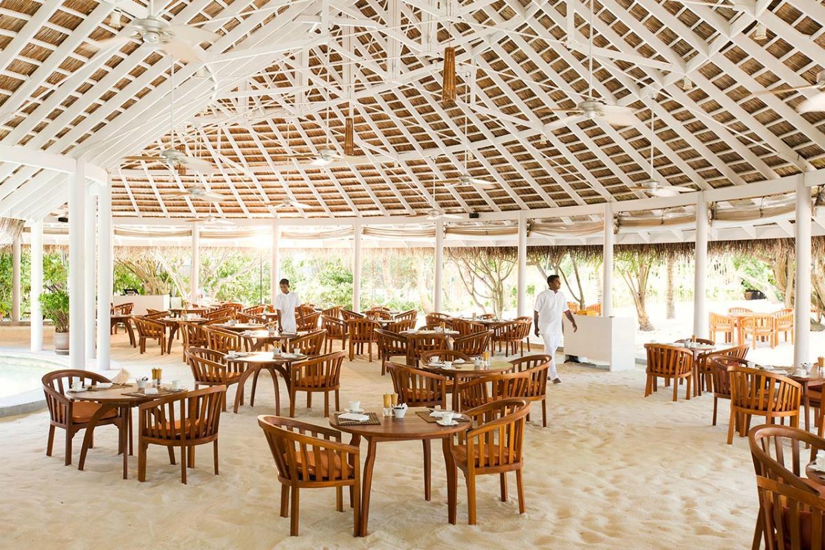 LUX Maldives – Restauracja MIXE