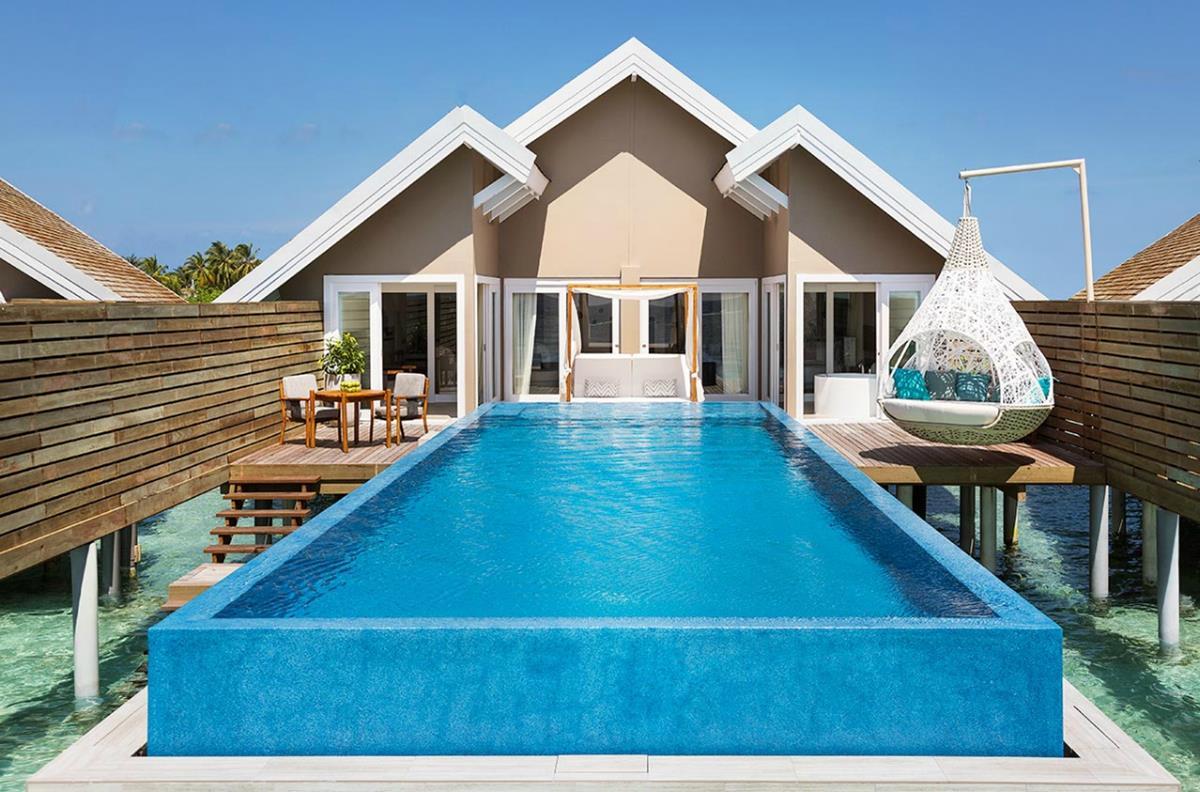 LUX Maldives – Temptation Villa
