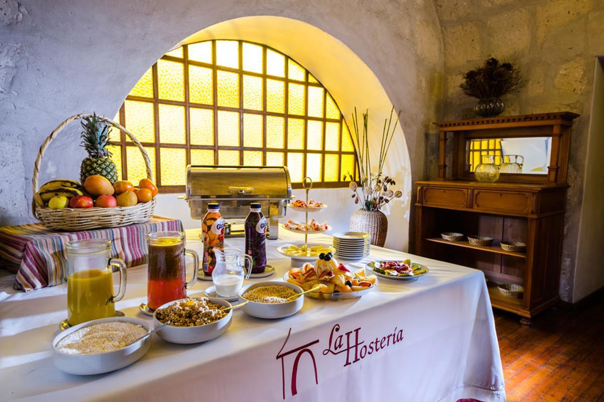 La Hosteria – Restauracja