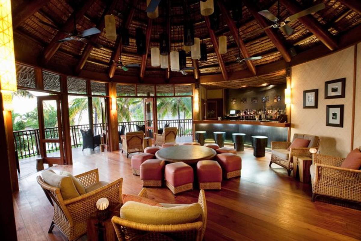 Likuliku Lagoon – Bar