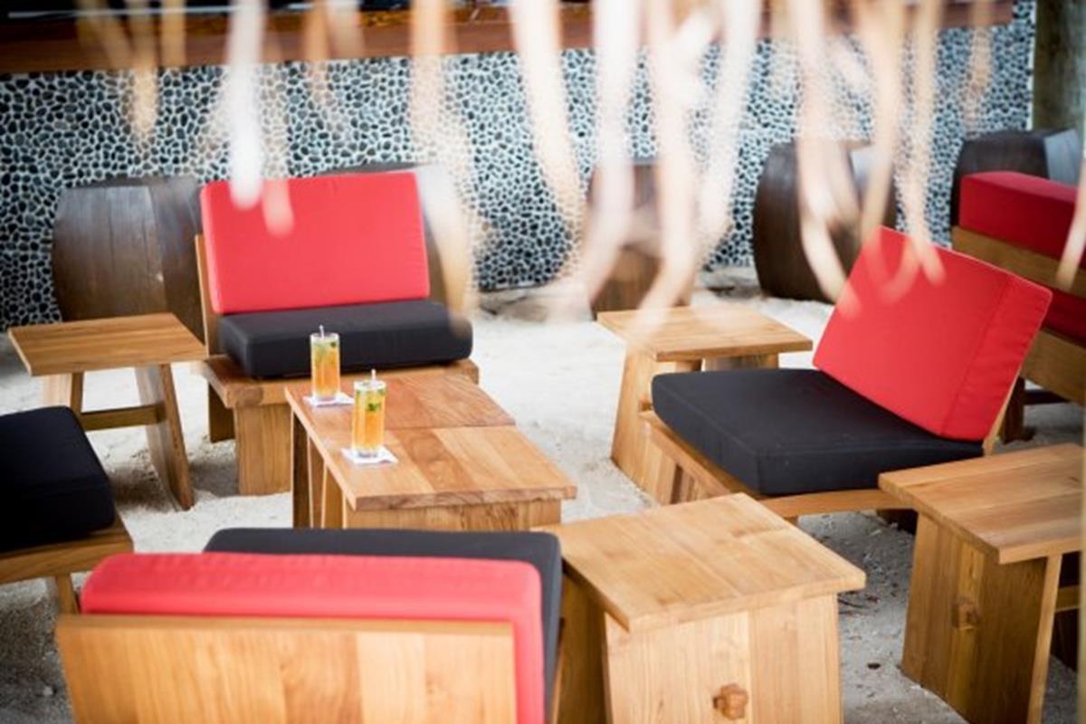 Likuliku Lagoon – Lounge
