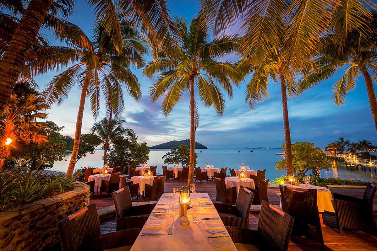 Likuliku Lagoon – Restauracja