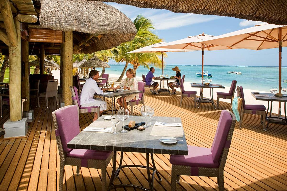 Lux Le Morne – Restauracja