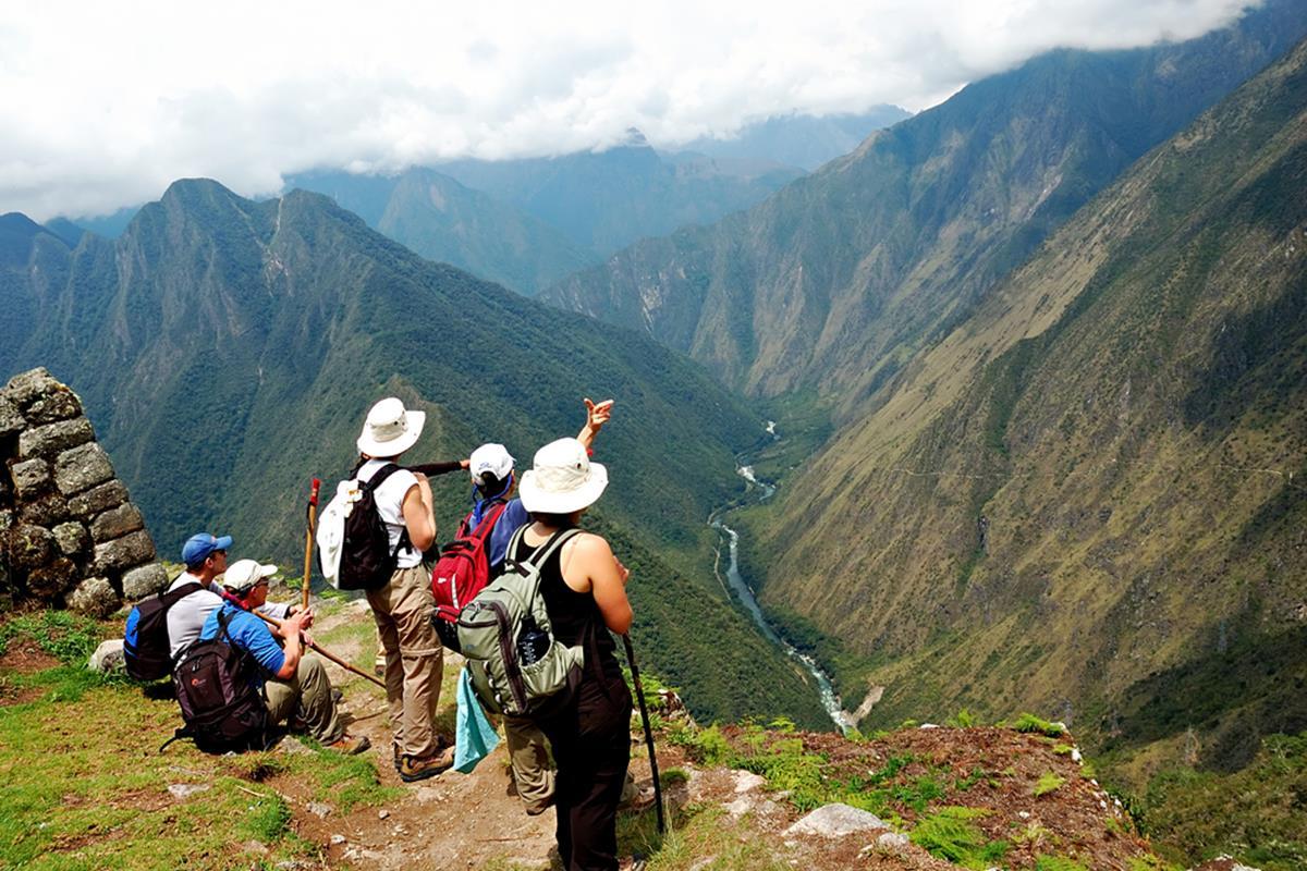 Machu Pichu – Namioty