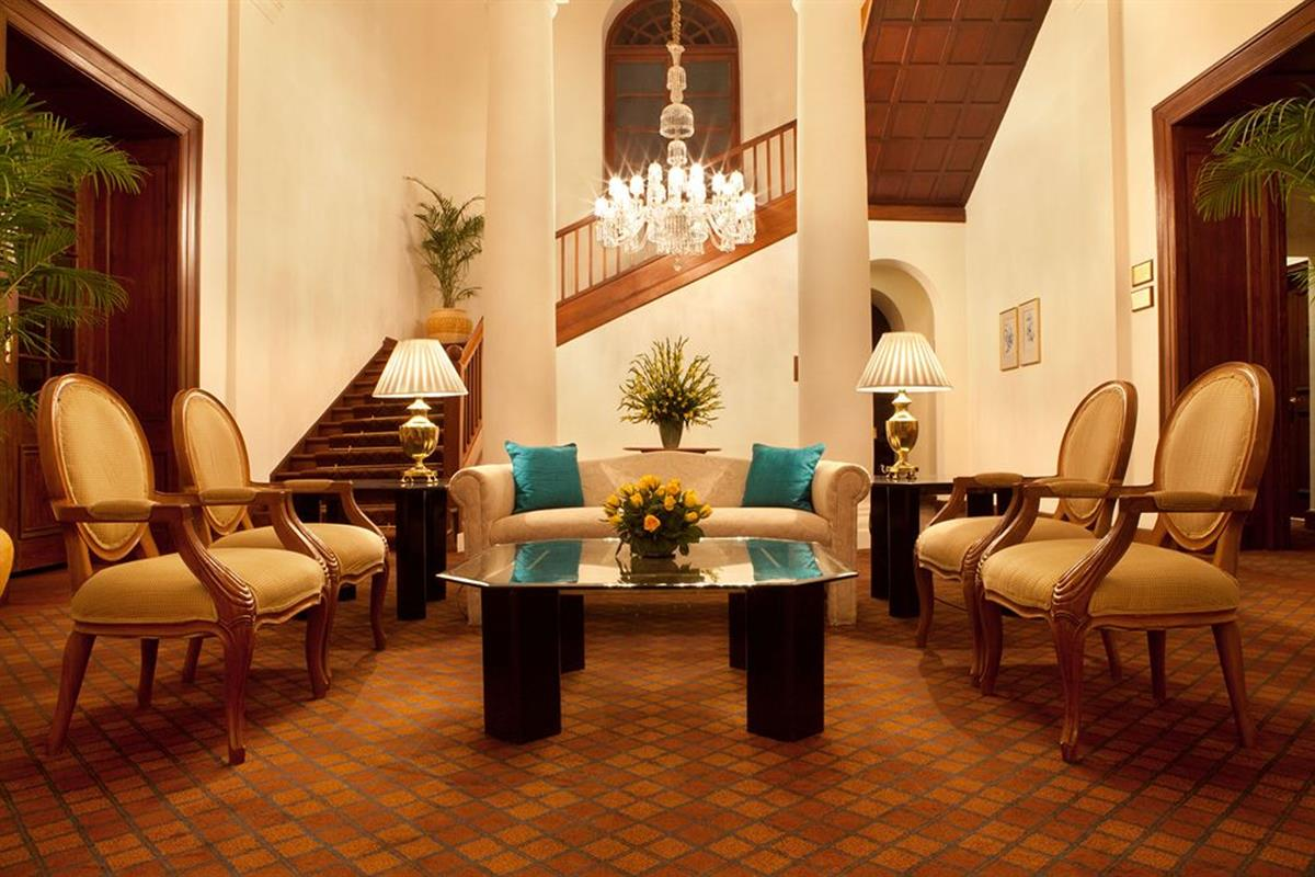 Maidens Hotel – Lobby