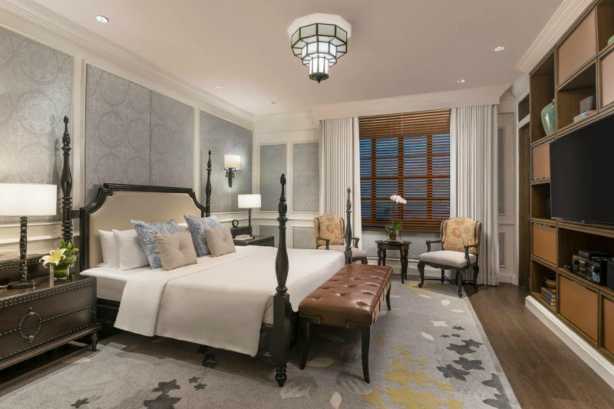 Manila Hotel – Apartament typu MacArthur Suite