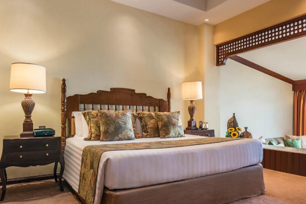 Manila Hotel – Apartament typu Veranda Suite