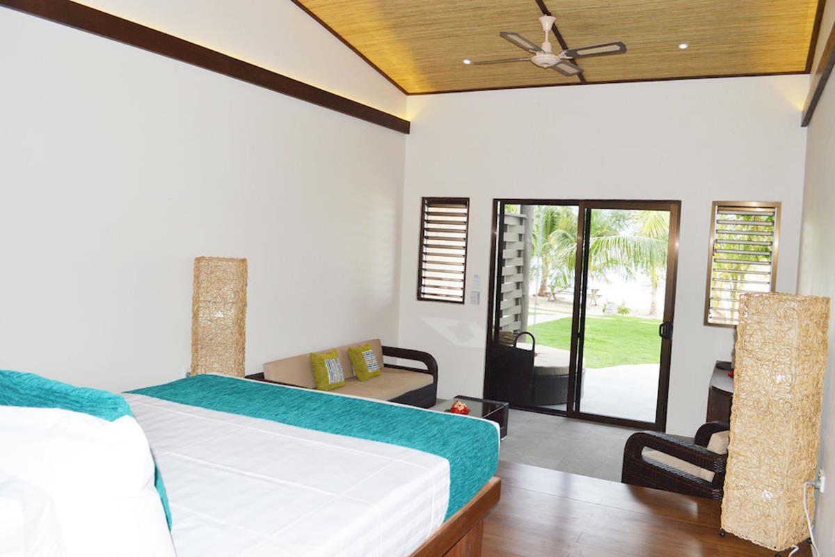 Mantaray Island Resort – Beach Front Villa