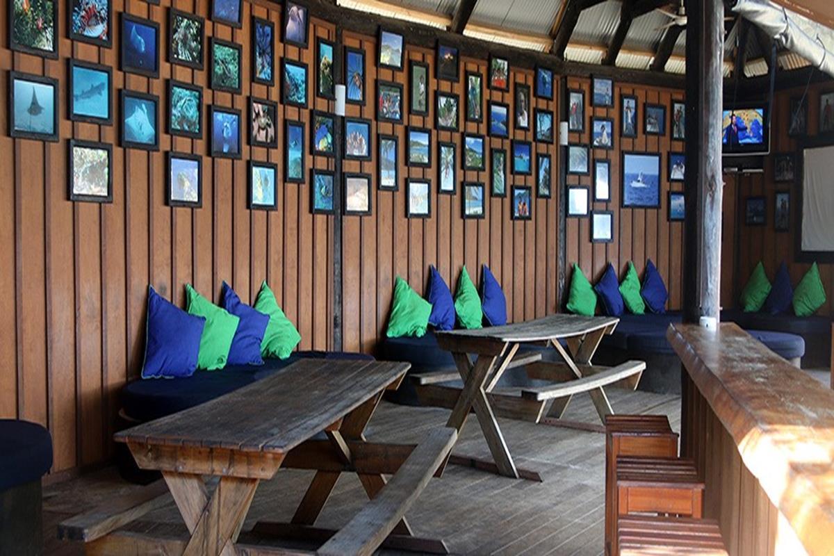 Mantaray Island Resort – Lounge