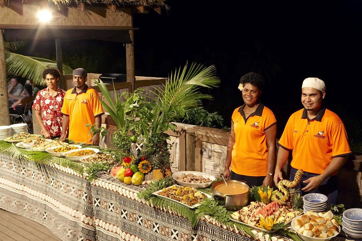 Mantaray Island Resort – Restauracja
