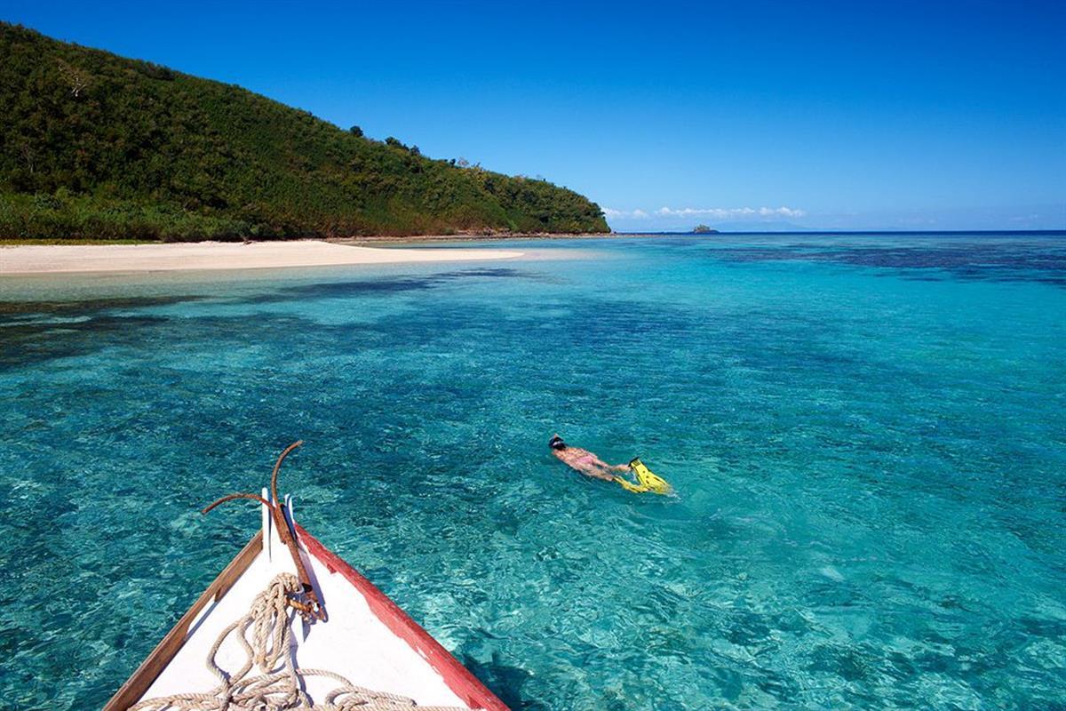 Mantaray Island Resort – Snorkeling