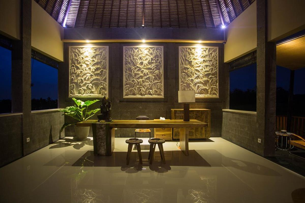 Manyi Village – Lobby