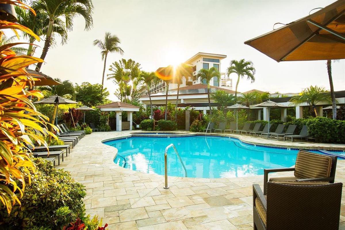 Maui Coast Hotel – Basen