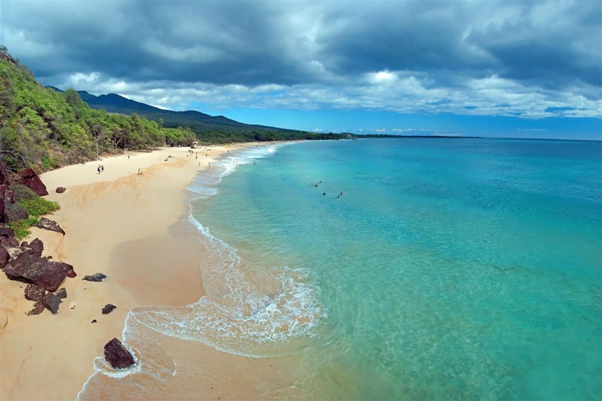 Maui Coast Hotel – Plaża