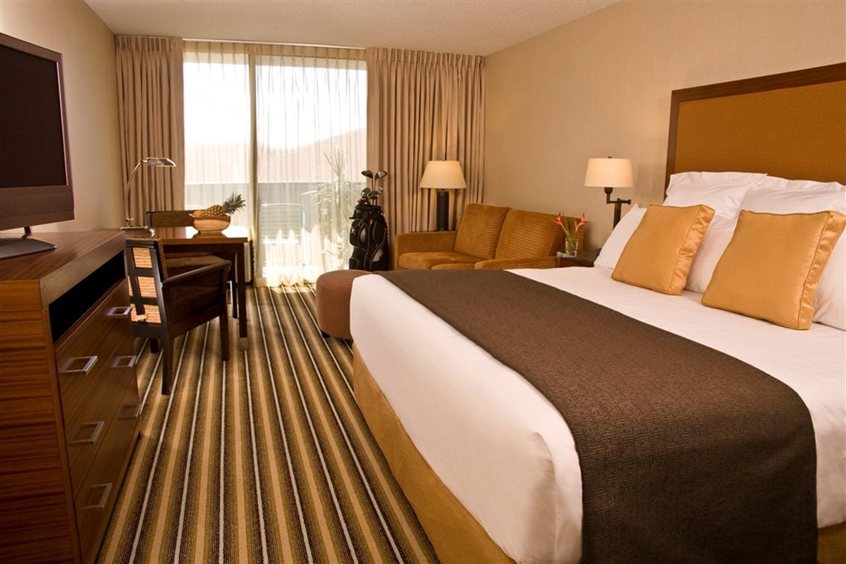 Maui Coast Hotel – Pokój Deluxe King