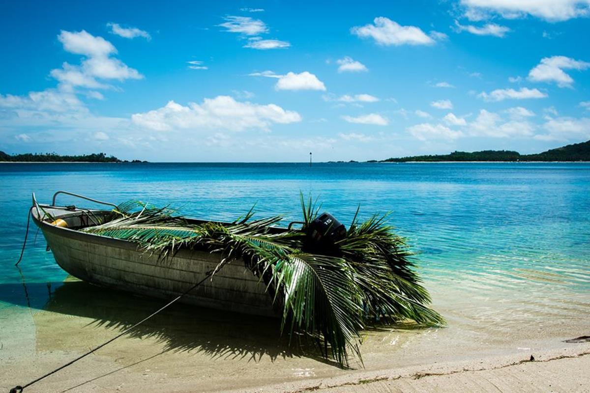 Nanuya Island Resort – Plaża