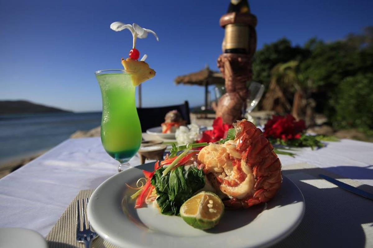 Nanuya Island Resort – Restauracja