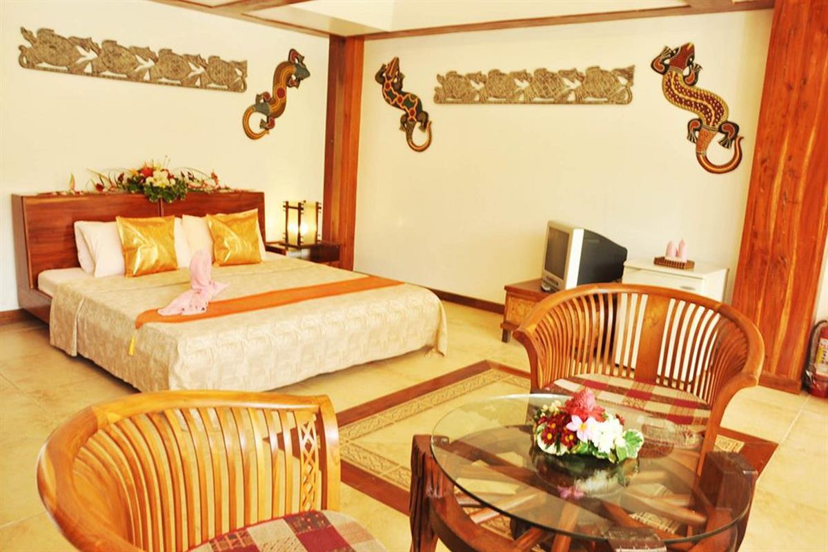 Nigi Nigi Too Beach Resort – Pokój Deluxe