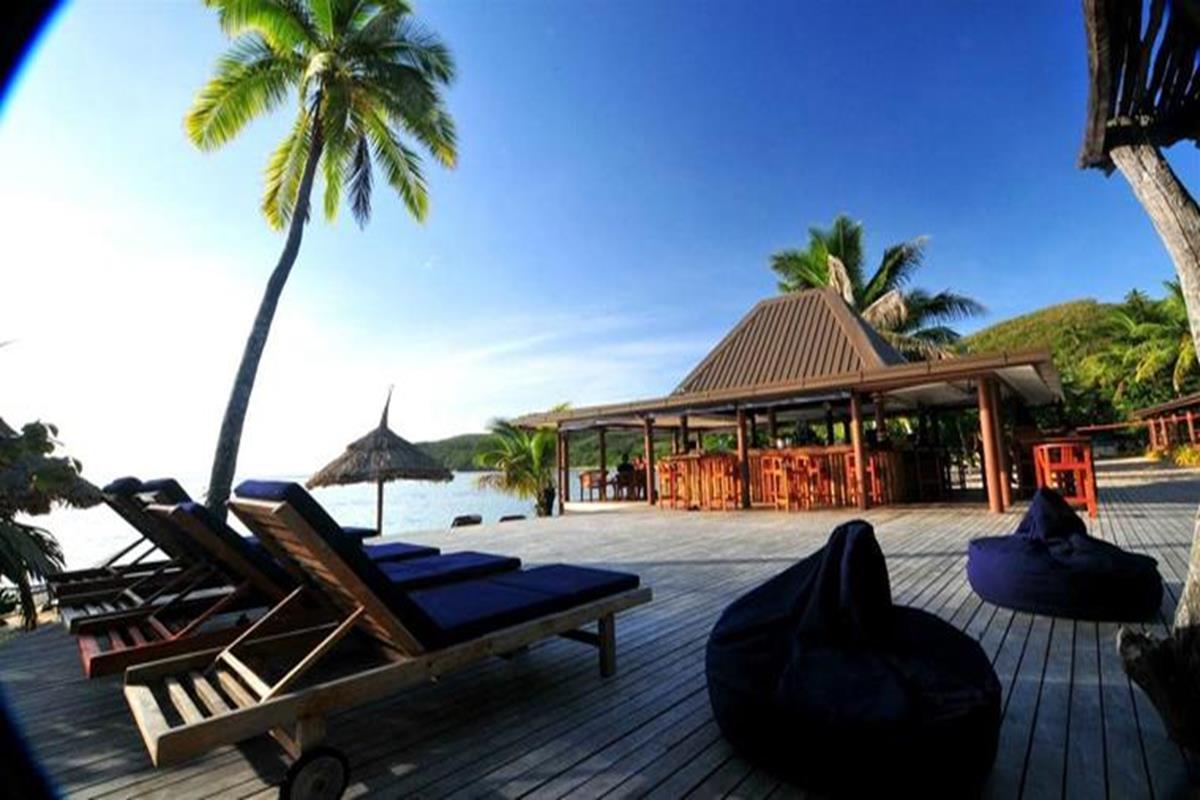Octopus Resort – Restauracja