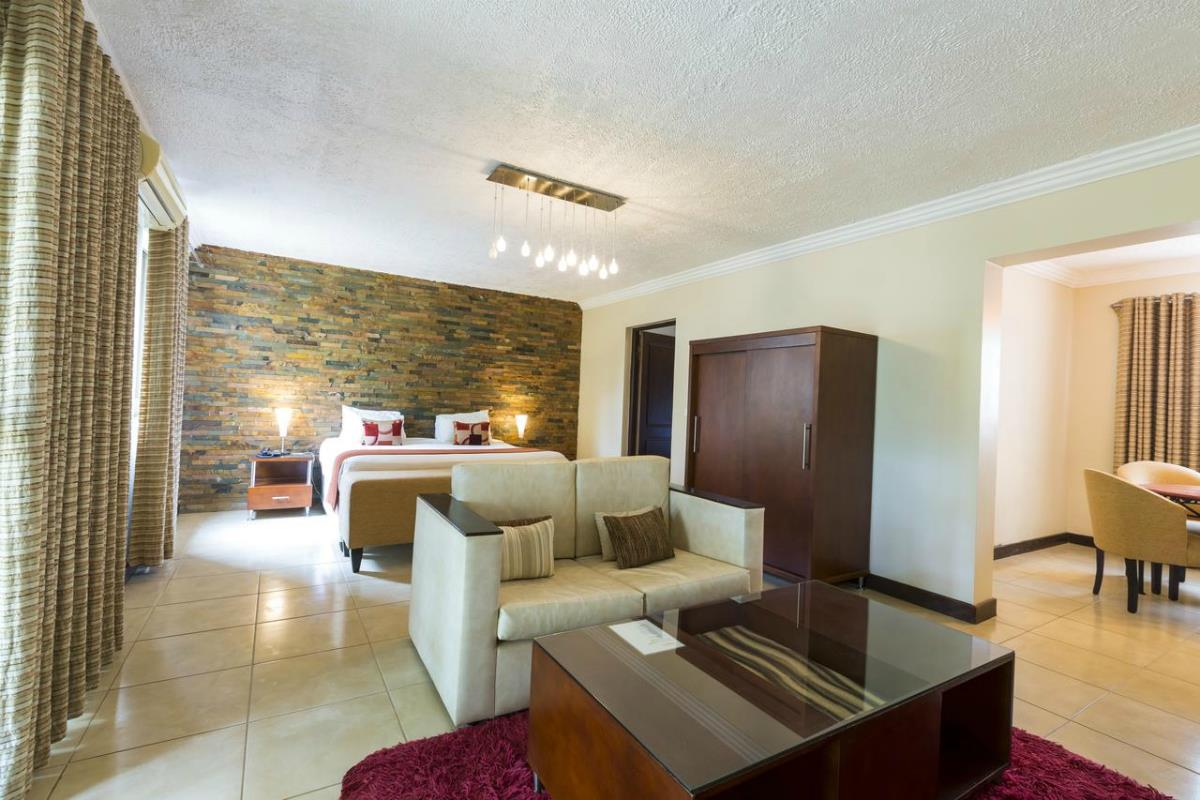 Omali Lodge – Pokój Deluxe