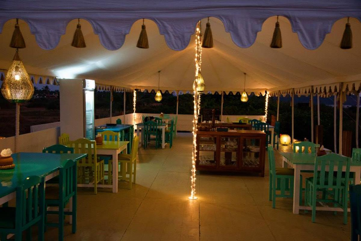 Paros by Amarya – Restauracja