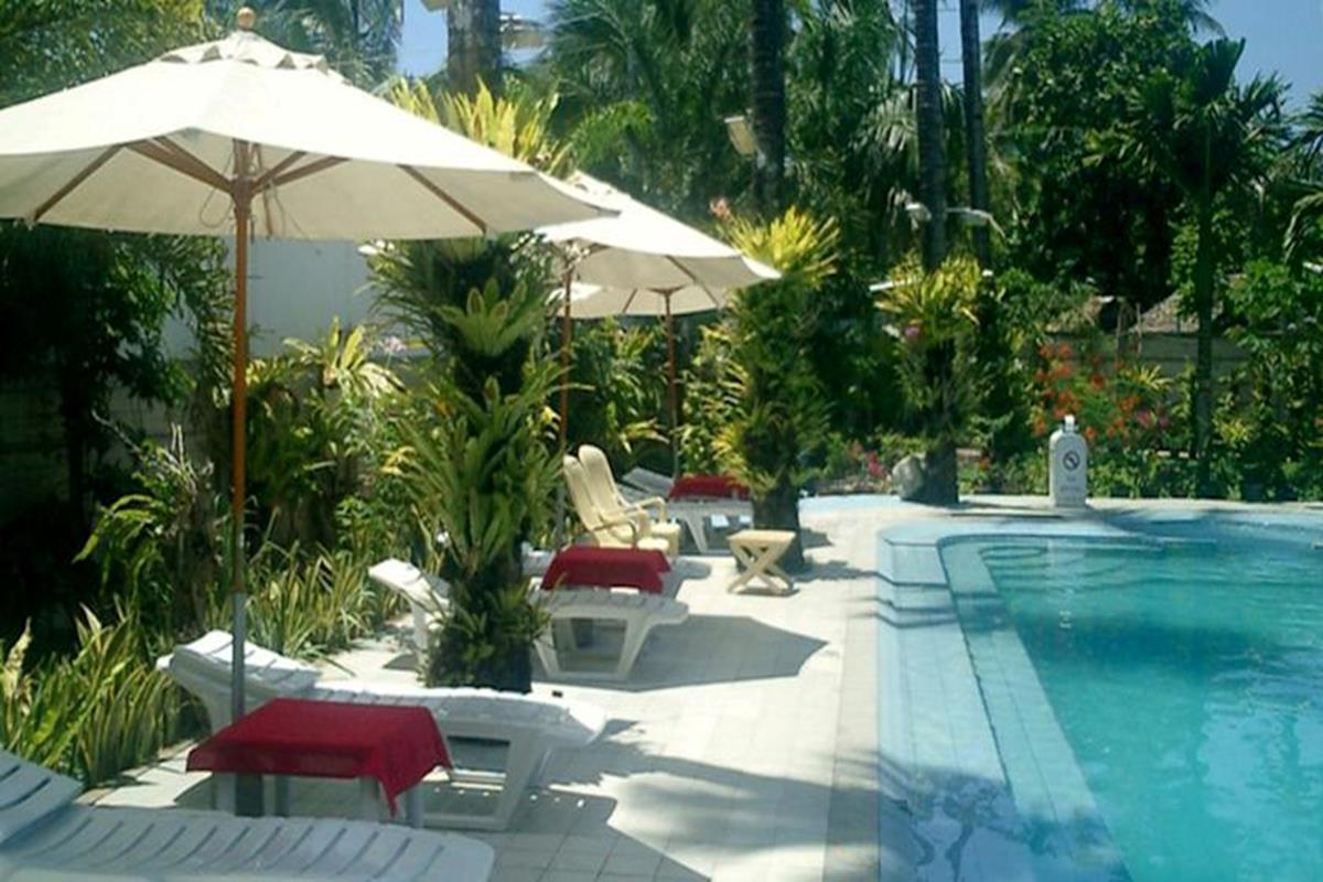 Patio Pacific Boracay – Basen